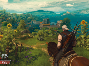 Screenshots Of The Witcher 3: Blood And Wine DLC Showcase New UI And Armor