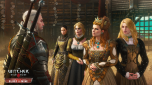 The Witcher 3 Blood and Wine Expansion Dated For Release
