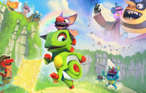 A Ton of New Game Details about Yooka-Laylee Announced
