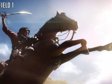 DICE Releases Battlefield 1 Campaign Trailer