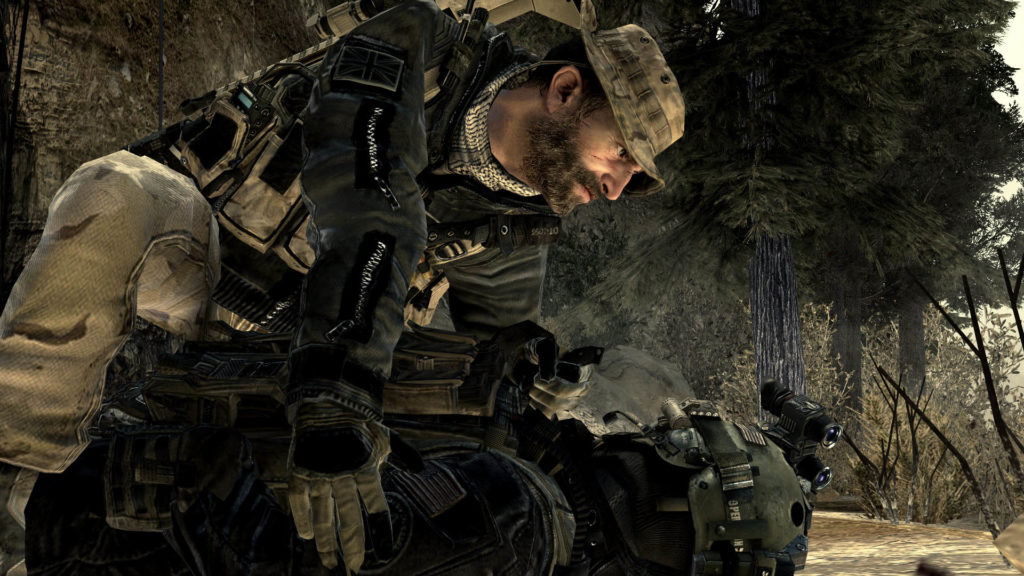 Call Of Duty Modern Warfare Remastered Features Classic