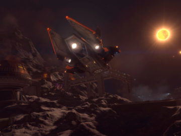 Elite Dangerous: Horizons Expands With The Engineers