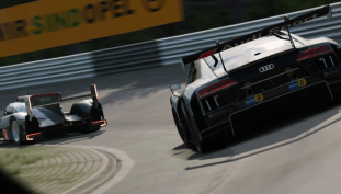 Gran Turismo Sport Limited Time Available on PSN for Preload; Demo Opens on October 9th