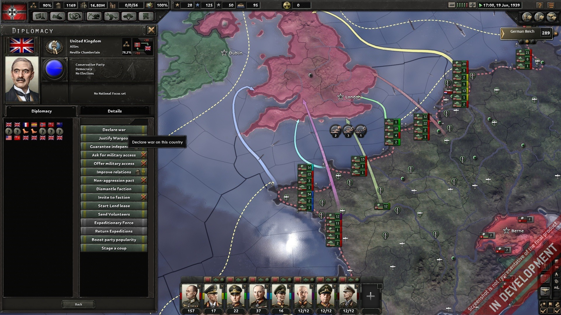 Hearts Of Iron Iv Pre Orders Live With New Trailer Gameranx