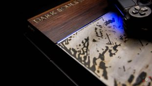 Custom Dark Souls 3 PlayStation 4 Looks Astonishing