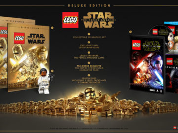 Jar Jar Binks Is A Playable Character In LEGO Star Wars: The Force Awakens' Season Pass