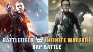 Battlefield 1 VS Infinite Warfare Featuring Dan Bull & Idubbbz