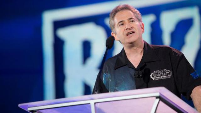 mike morhaime blizzard ceo