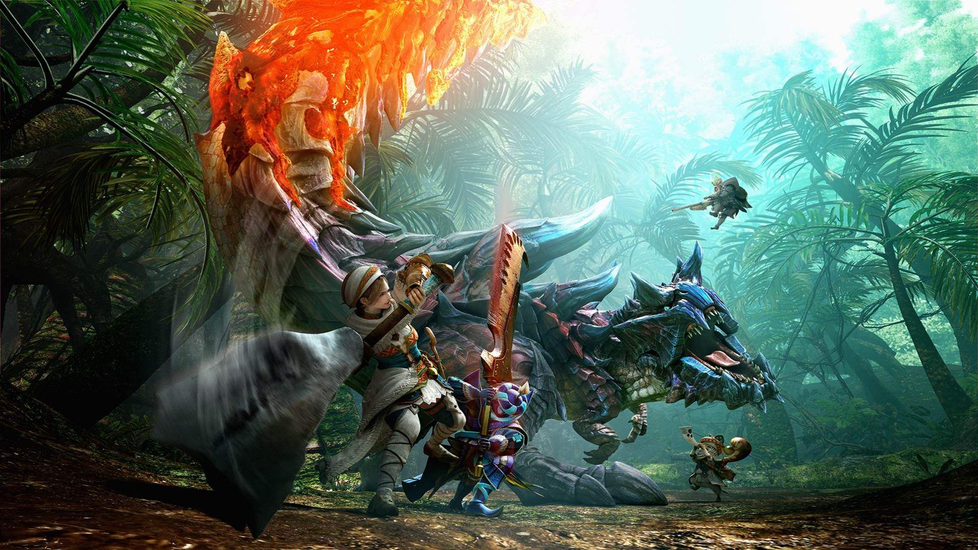 Monster Hunter XX Coming To Switch