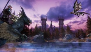 Riders of Icarus Legendary Riders Pack Giveaway Contest