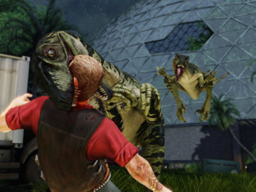 Primal Carnage: Extinction Adds Multiplayer & Editor Features