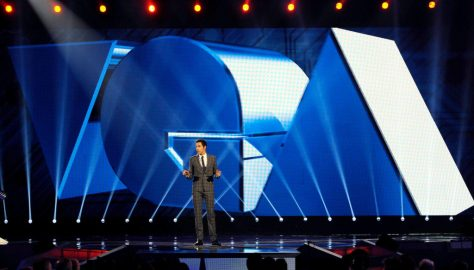 """Spike TV's """"Video Game Awards"""" 2011 - Show"""