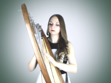 Watch This Amazing Cover Of The Wolven Storm