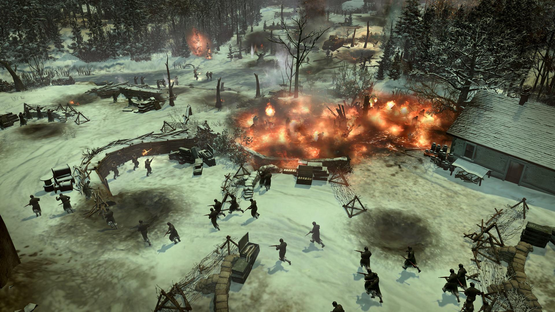company of heroes 2 beginners guide