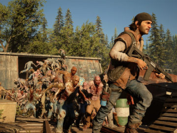 Days Gone To Feature A Seamless Open-World