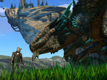 Scalebound Gameplay Demo Reveals At E3