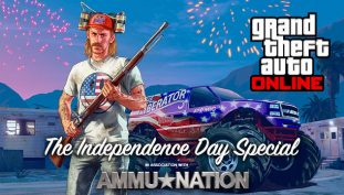 Get Patriotic With The Upcoming Grand Theft Auto V July 4th Celebration