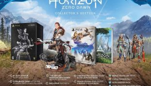 Horizon: Zero Dawn Collect's Editions Unveiled