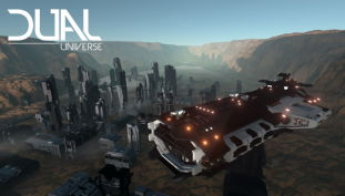 Check Out The First Released Footage of Dual Universe