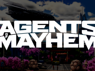 Meet the Agents of Mayhem – From the Creators of Saints Row