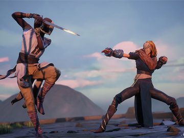 Absolver Kung-Fu Multiplayer Fighter Releases Today