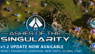 Ashes of the Singularity 1.2 Update Arrives