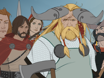 Banner Saga 2 Gets a Survival Mode