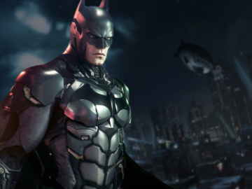 Batman: Arkham Knight PS4 Pro Patch Isn't on Rocksteady's To-Do List