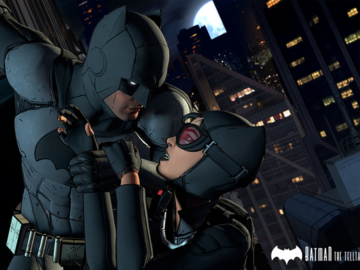 New Screens Revealed From Telltale's Upcoming Batman Series