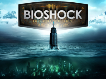New Trailer for BioShock: The Collection Released; Revisit The Rapture