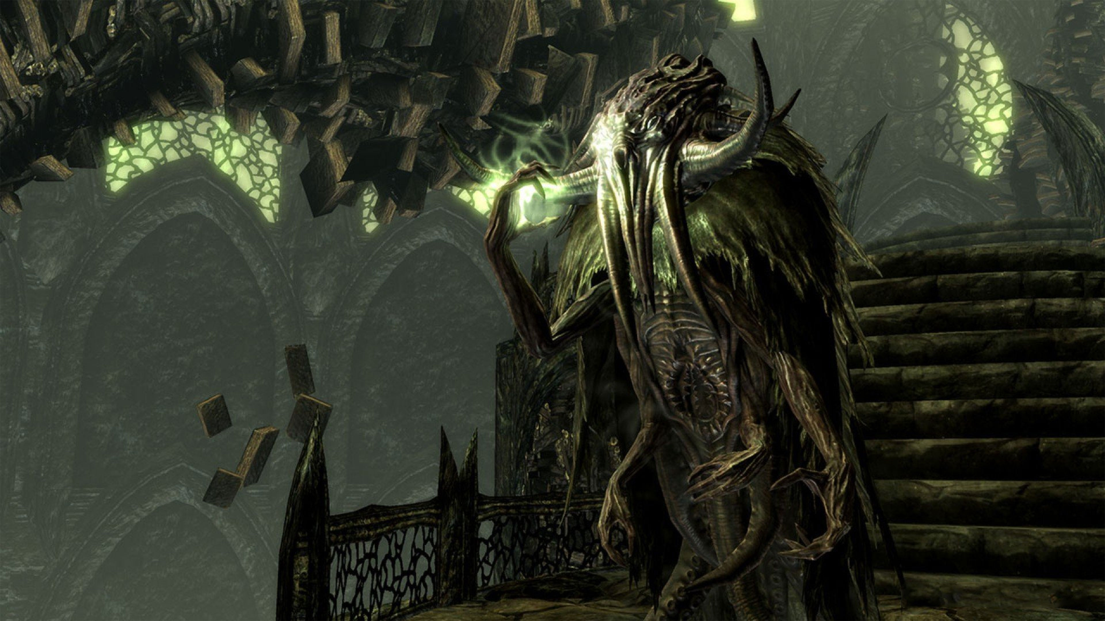 Hp Lovecraft Art Wallpapers: Call Of Cthulhu Wallpapers In Ultra HD