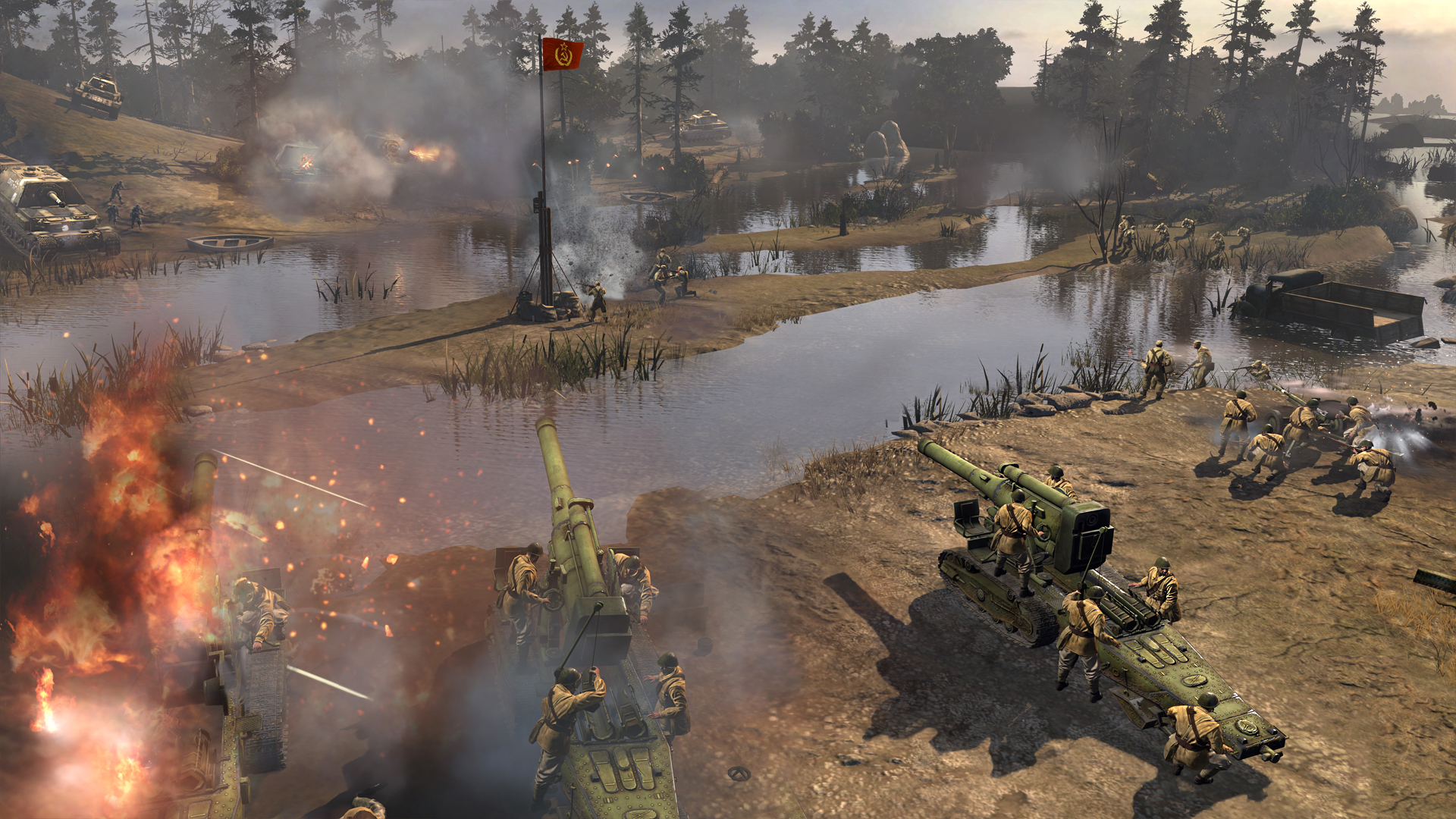 company of heroes 2 war spoils 2 0 update detailed. Black Bedroom Furniture Sets. Home Design Ideas