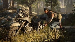 Days Gone Has Hours Of Cinematics