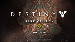Lots of New Info For Destiny: Rise of Iron Emerge; Will Feature Record Book and New Artifacts