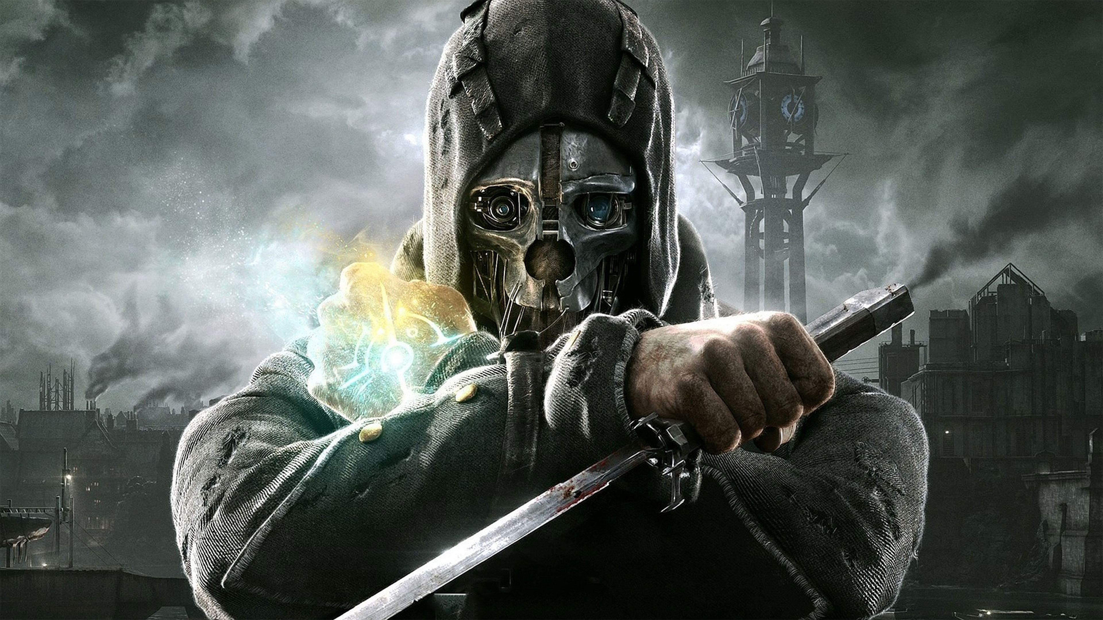 Dishonored 2 Wallpapers In Ultra HD