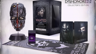 Dishonored 2 Collector's Edition Details Revealed