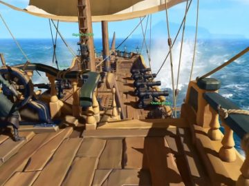Sea Of Thieves Latest Update Introduces Legendary Ship Customization And Numerous Performance Additions