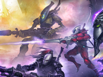 Eldar Faction Now Available for Warhammer 40,000: Eternal Crusade