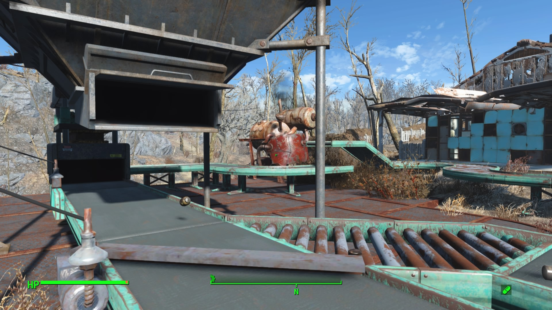 Fallout 4 Contraptions How To Use Builders Make 100 Items Gameranx