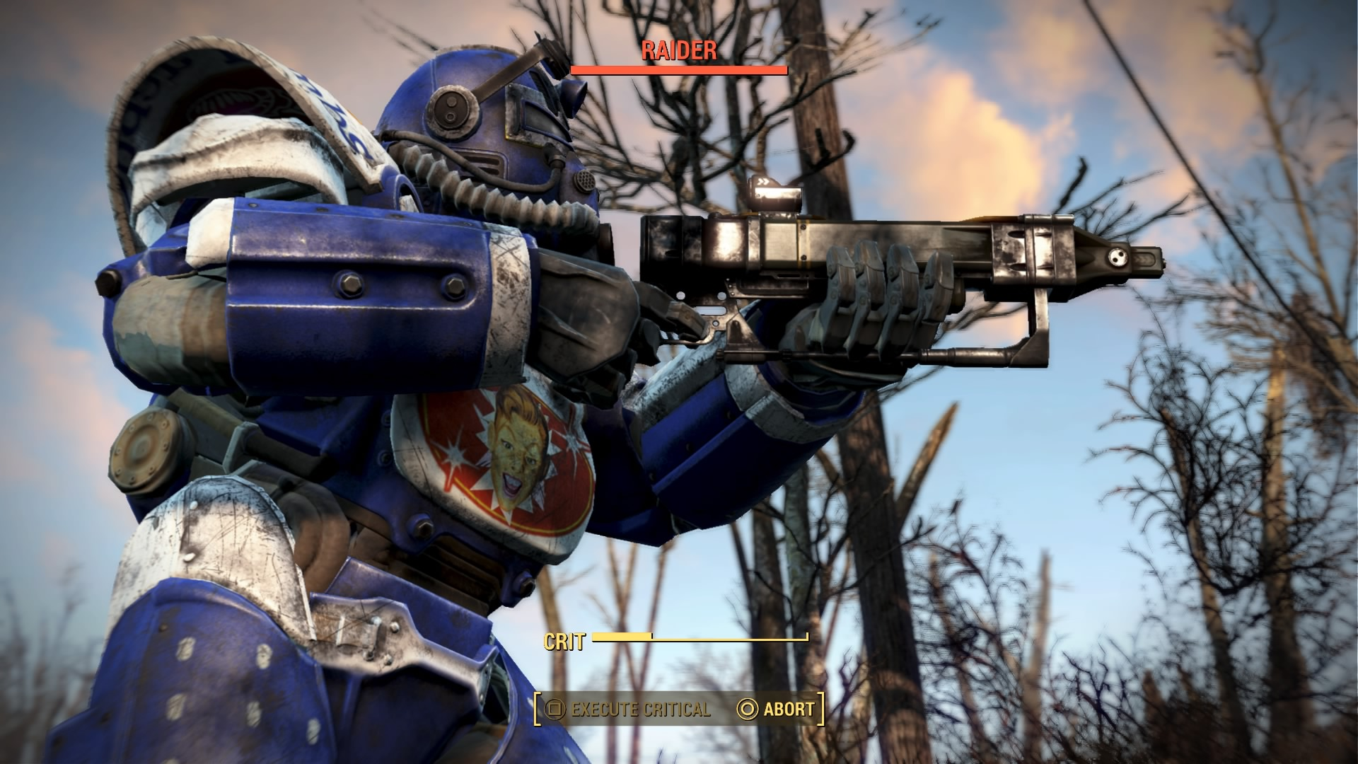 fallout 4 contraptions get two new power armor paint jobs gameranx