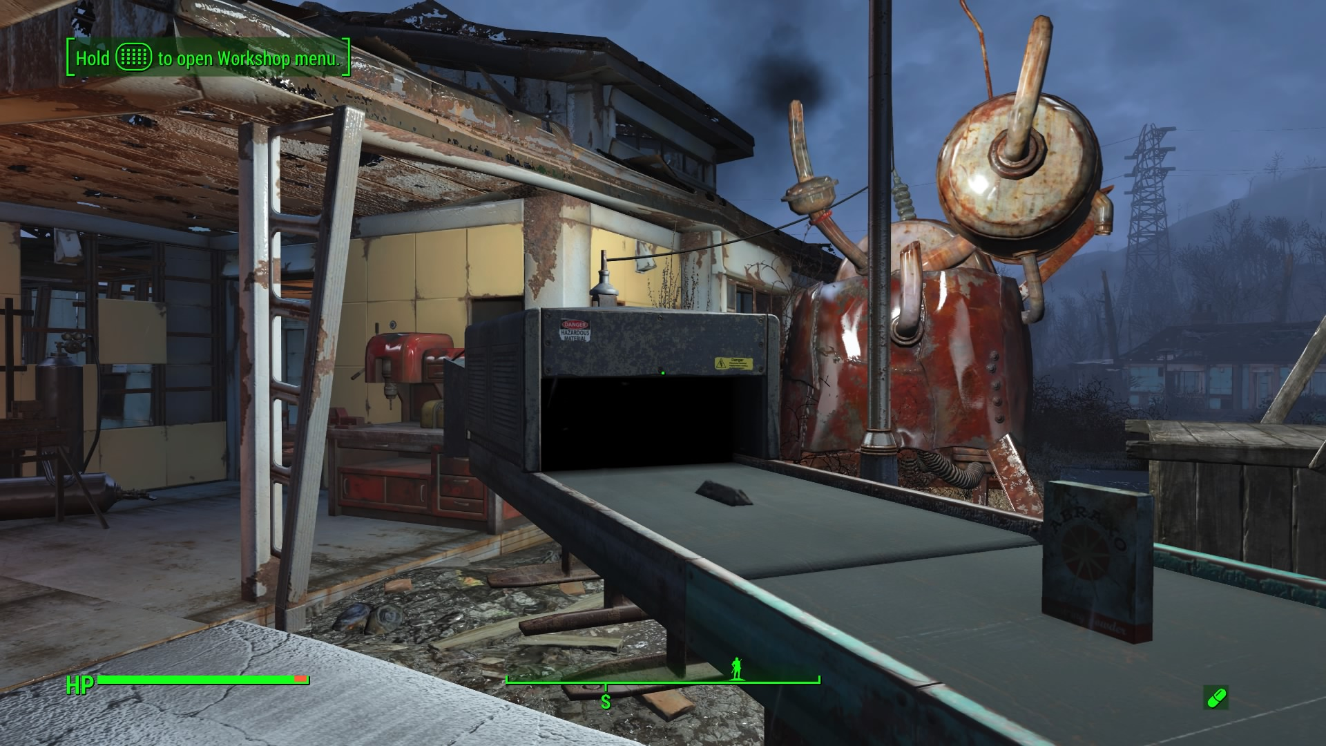 Check out more work by ben hopper on his website follow for Fallout 4 mural