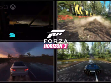 "Foriza Horizon 3 Will Be ""Twice As Diverse,"" ""Twice The Size"" And Will Have ""Twice As Many Eco-Types"" As Horizon 2"