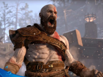 God of War Quickfire Q&A Reveals New Details; 25-30% of the Game Is on a Boat