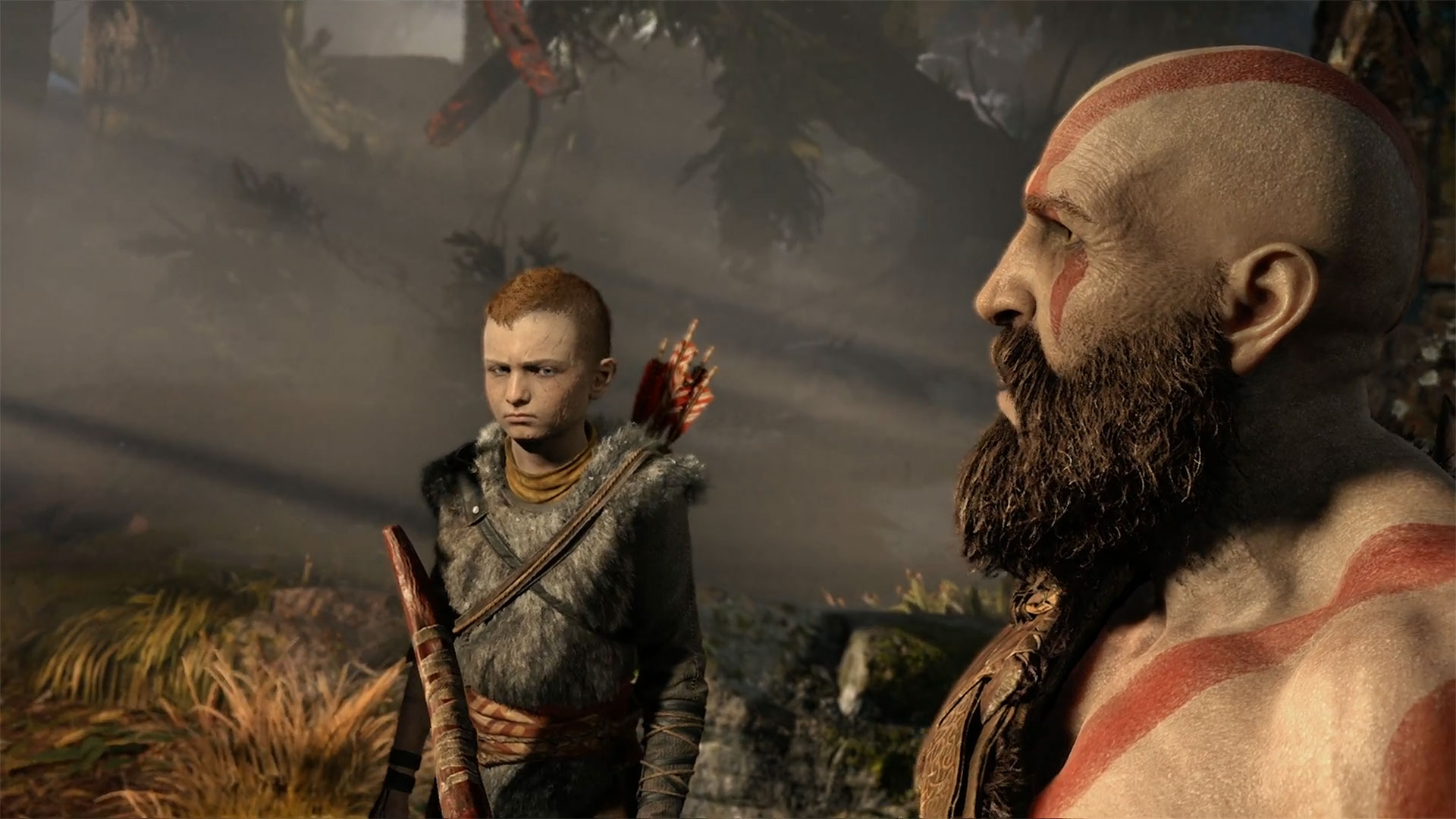 God Of War PS4 Wallpapers in Ultra HD