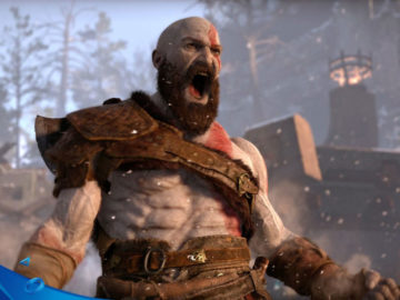 Kratos Character Development Inspired By Canceled Star Wars Show