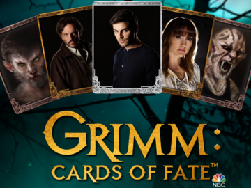 Grimm TV Show Gets a Card Game