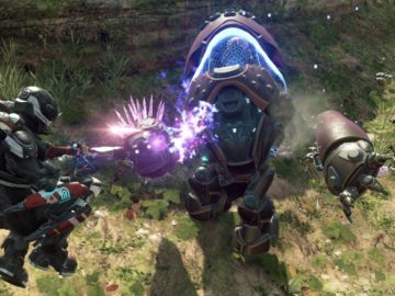 Meet Halo 5's New Boss The Grunt Goblin