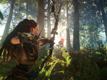 New Horizon Zero Dawn Trailer shows February 2017 Release Date