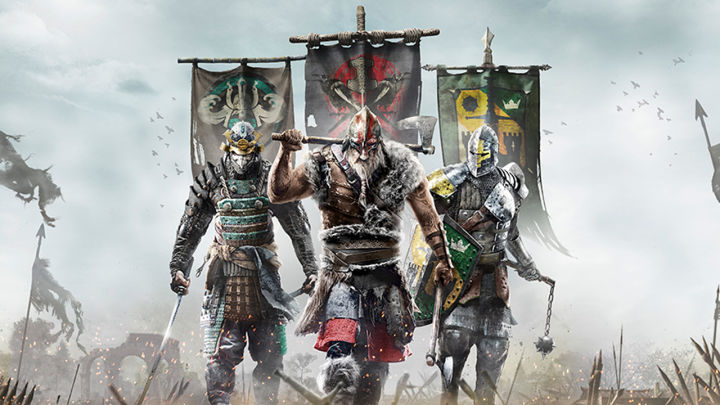 Ubisoft Details For Honor Hero Classes