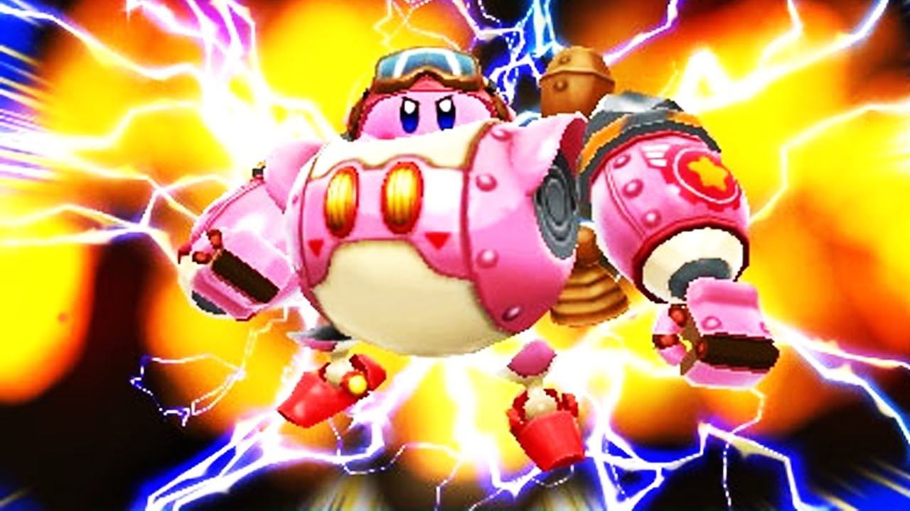 Kirby: Planet Robobot - Code Cubes Locations Guide